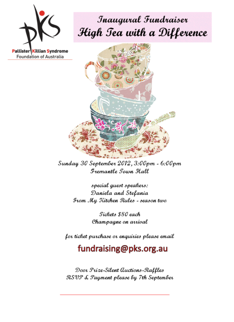 PKSFA High Tea