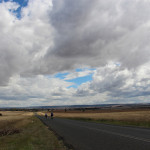 Ballarat to Melbourne - across the plains
