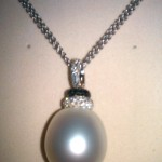Kalis pearl necklace